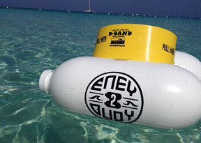 Get your pull buoy - the best there is - the Eney Buoy
