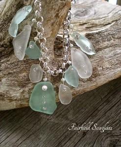 Mermaid Jewelry by Fairfield Seaglass