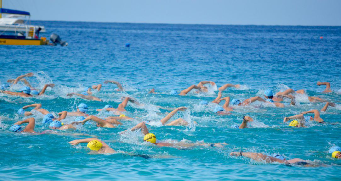 Barbados 5th Annual 1.5 Open Water Swim