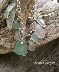 Mermaid Jewelry by Fairfield Seaglass