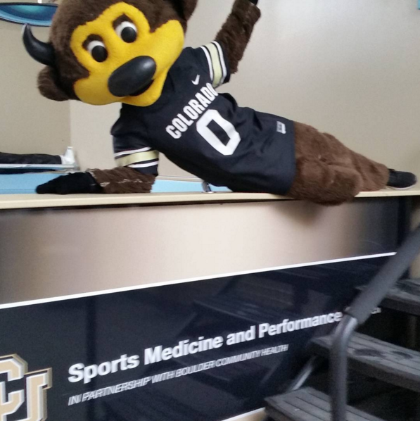 CHIP at the CU Sports Medicine and Performance Center